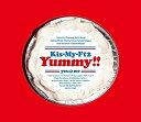 Kis-My-Ft2/Yummy!!【CD/邦楽ポップス】初回出荷限定盤(初回盤A)