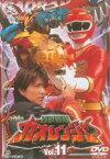 【中古】DVD▼百獣戦隊 ガオレンジャー 11(第42話〜第46話)▽レンタル落ち【東映】