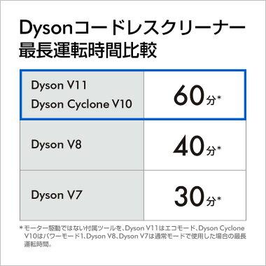 【直販限定】ダイソンDysonCyclone10サイクロン式コードレス掃除機dysonSV12FFOLB2018年モデル