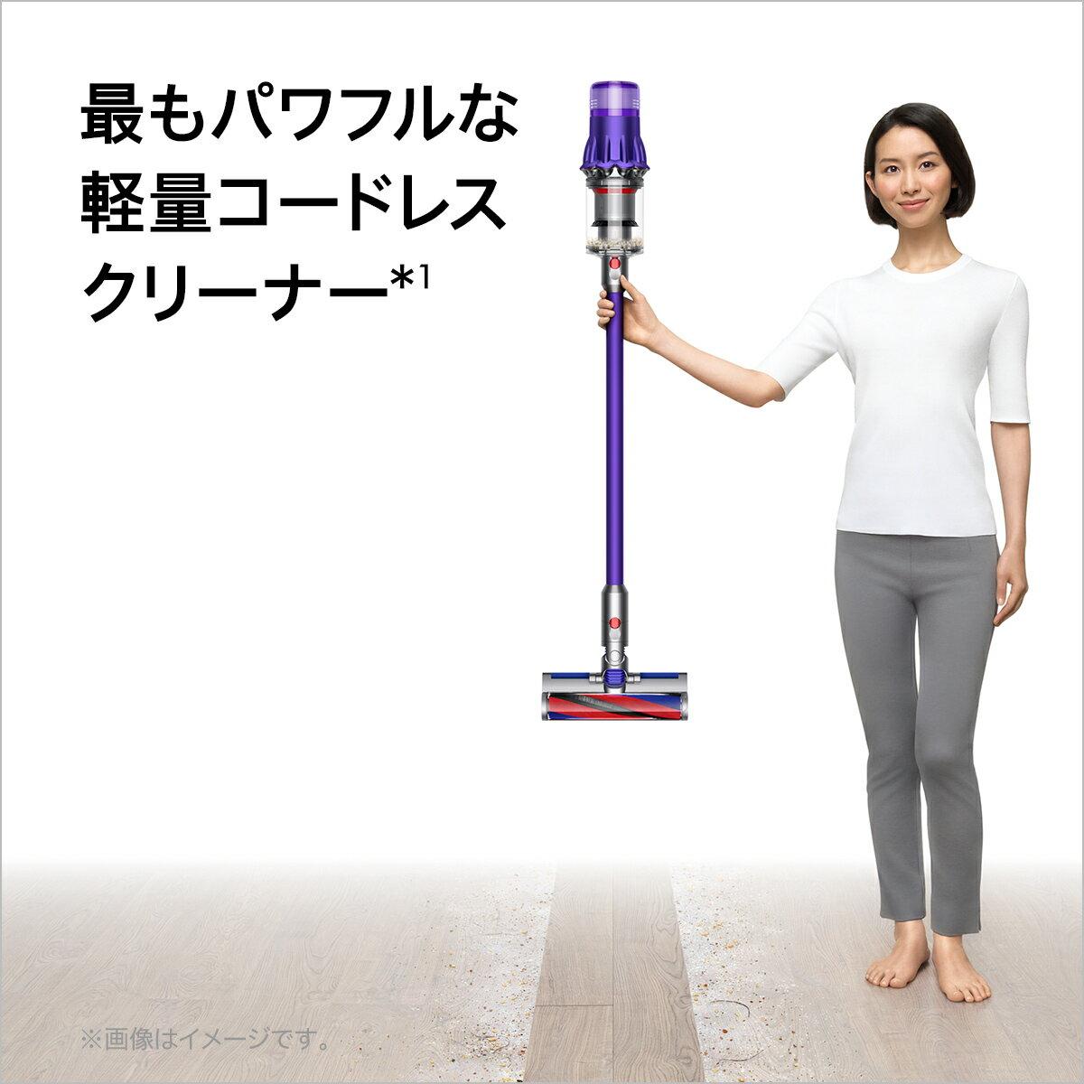 【最軽量モデル】ダイソンDysonDigitalSlimFluffyサイクロン式コードレス掃除機dysonSV18FF2020年最新モデル