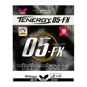【2010年モデル】■メール便送料無料■【Butterfly】バタフライ★テナジー・05・FX  【卓球用...