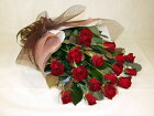 赤バラもピンからキリまで・・・。本物でしませんか?