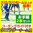 タニラダーチーム2本セット【送料無料】解説DVDとコーチングガイド付き