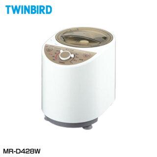 【送料無料】ツインバード〔TWINBIRD〕コンパクト精米器精米御膳MR-D428Wホワイト〔精米器/精米機〕【D】【★2】
