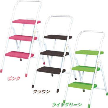 折りたたみステップ OSU-3(折りたたみ椅子/折りたたみ 椅子/二つ折り/はしご/作業台/脚立の代わりに/玄関 収納/収納家具/収納用品/洗車)アイリスオーヤマ【送料無料】 [cpir]