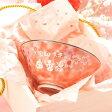 【敬老の日プレゼントに名入れギフト】【名入れ プレゼントギフト】【文字彫刻込】有田焼茶碗 ☆桜満開-単品☆