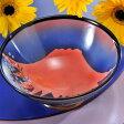 【名入れ専門】【名入れ プレゼント】【名入れ有田焼陶器カップ 赤富士 茶碗 特大サイズ