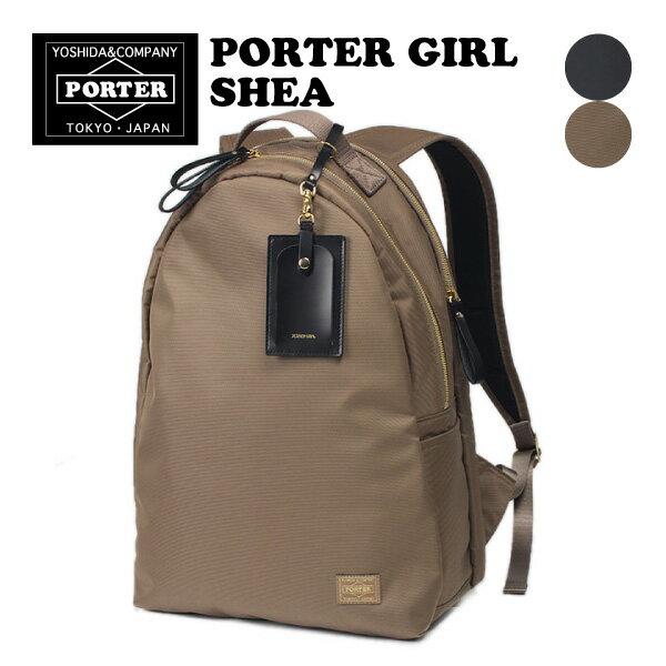 ポーターガール シア リュック デイパック PORTER GIRL SHEA 871-05123 レディース A4 軽量 PC対応 ナイロン 日本製 吉田カバン:モリタカバン Online Shop