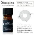 精油「BATHLIER(バスリエ)」Blend-Essential-Oil-for-Bath(5ml×4)