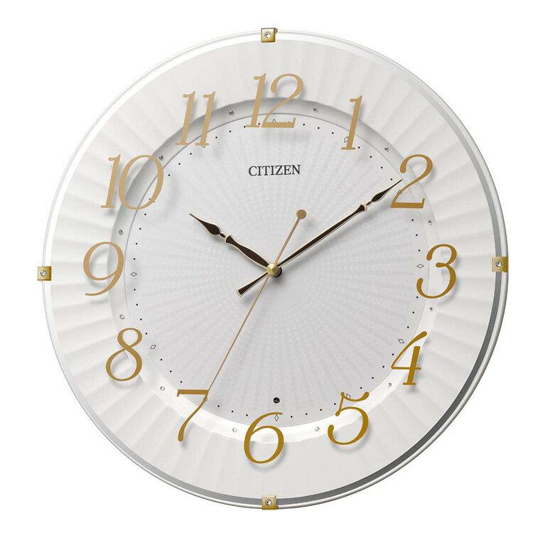 置き時計・掛け時計, 掛け時計  CITIZEN 8MY537-018