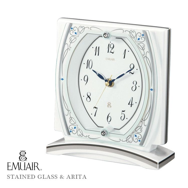 置き時計・掛け時計, 置き時計  EMUAIR R22 8RG620EJ03