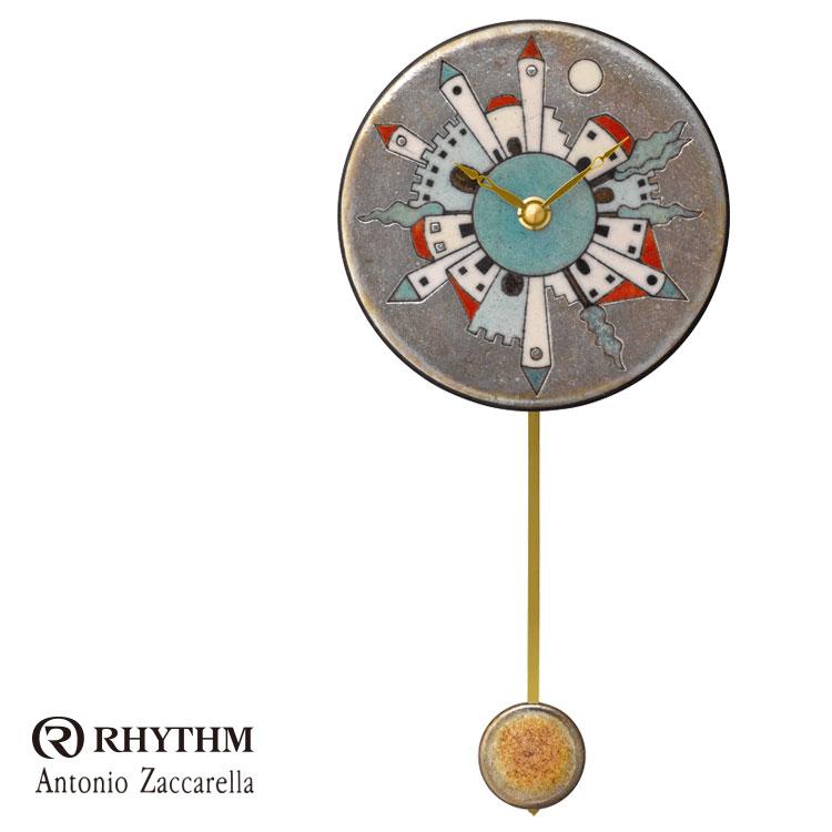 置き時計・掛け時計, 振り子時計  Zaccarella Z918 ZC918-018