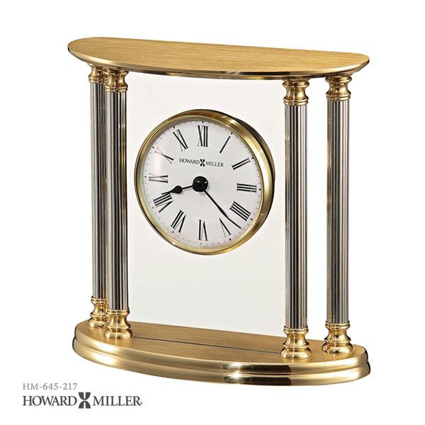 HOWARD MILLER ハワードミラー NEW ORLEANS 置き時計 置時計 テーブルクロック 645-217:e-Bloom