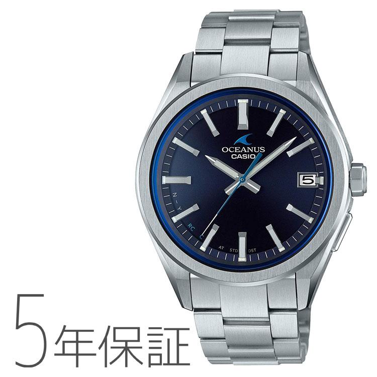腕時計, メンズ腕時計 OCEANUS CASIO OCW-T200S-1AJF