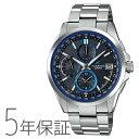 OCEANUS オシアナス OCW-T2600-1AJF カシオ CASIO 電波 ソーラー メンズ 腕時計 ワールドタイム
