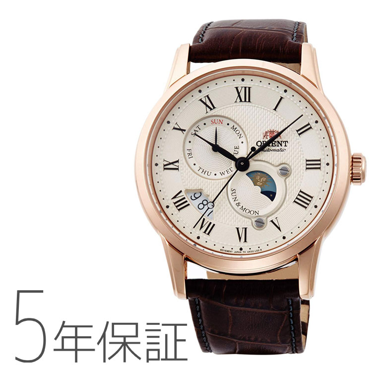 腕時計, メンズ腕時計  ORIENT SUNMOON RN-AK0001S