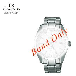 GRAND SEIKO精工Grand Seiko不锈钢用金属表带替换表带AA1B711J9