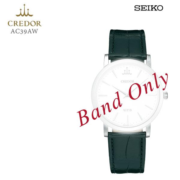 腕時計用アクセサリー, 腕時計用ベルト・バンド SEIKO CREDOR AC39AW