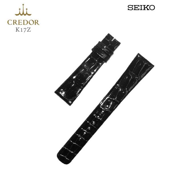 腕時計用アクセサリー, 腕時計用ベルト・バンド SEIKO CREDOR 18mm K17Z