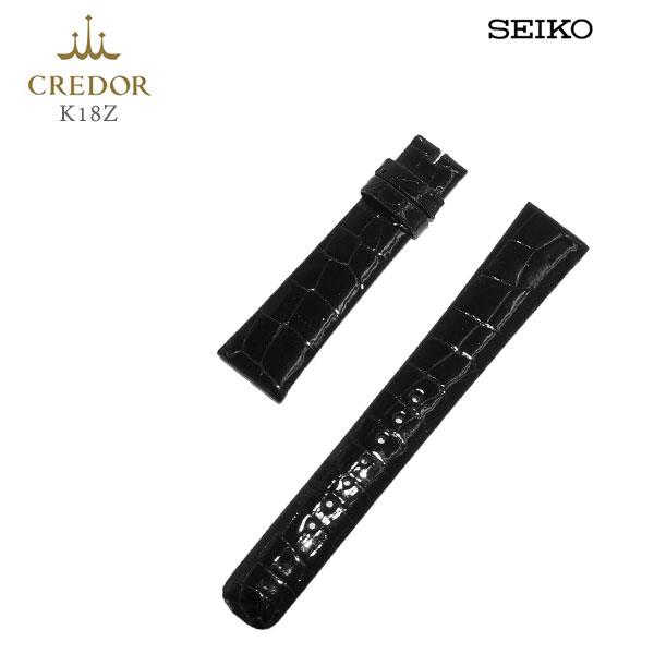 腕時計用アクセサリー, 腕時計用ベルト・バンド SEIKO CREDOR 18mm K28Z