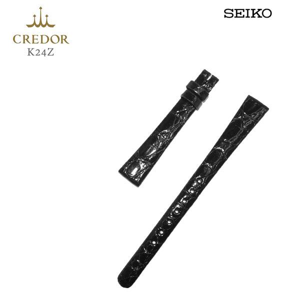 腕時計用アクセサリー, 腕時計用ベルト・バンド SEIKO CREDOR 12mm K24Z