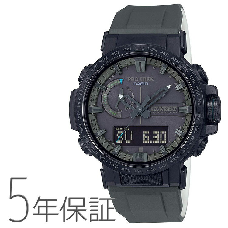 腕時計, メンズ腕時計 PROTREK pro trek PRW-60ECA-1AJR CASIO ELNEST CREATIVE ACTIVITY