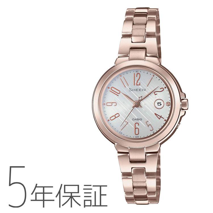 CASIO Watches CASIO SHEEN SHW-5100CG-7AJF