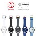 スマイルソーラー Q&Q SmileSolar 10BAR Series 004 シチズン CITIZEN SS12 10気圧防水 太陽電池 ユニセックス 男女兼用 腕時計