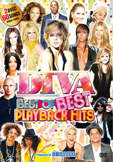 최강의 DVD에서 강한 선 곡 한 신 DVD! DIVA BEST OF BEST - PLAYBACK HITS - I-SQUARE