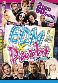 즉 텐 션 상승 최근 파티 축가! THE BEST OF EDM・PARTY Collection (2DVD) - V.A.