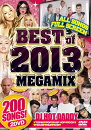 BESTOF2013MEGAMIX-2DISC200SONGS-DJHOTDADDY�ڹ����סۡ��γ�DVD�ۡ�2���ȡۡڤ������б���
