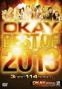 OKAY-BESTOF2013-(3DVD114SONG)-FUZZY�ڹ����סۡ��γ�DVD�ۡڤ������б���