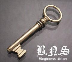西洋の骨董品の鍵を真鍮で製作真鍮の鍵 ブラスアンティークキーペンダント3【YDKG-tk】