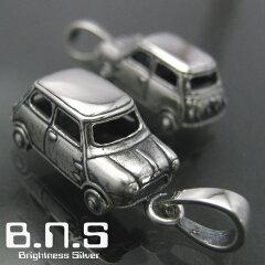 小さくてかわいい!今でも大人気のあの名車をペンダントに。MINI ミニペンダント シルバー925 (...