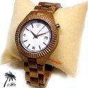 ハワイアンジュエリー コア ウオッチ 腕時計 Bean & Vanilla 天然 ハワイアン コアウ
