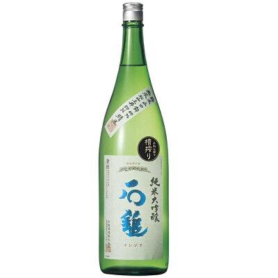 石鎚酒造(株) 純米大吟醸 槽しぼり720ml