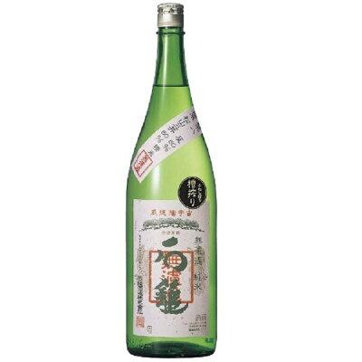 石鎚酒造(株) 無濾過純米1.8L