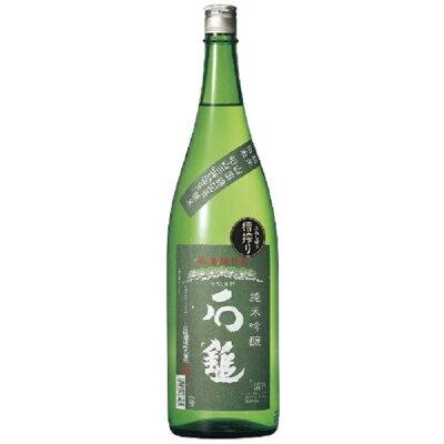 石鎚 純米吟醸 緑ラベル1.8L