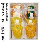 (有)南四国ファーム柑橘ドライ・ゼリー詰合せ