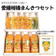 (株)修斗みきゃんパーク梅津寺愛媛柑橘まんきつセット