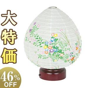 ★5/30〜6/4までポイントアップ祭り開催!★コンパクトでかわいい盆提灯です。◆全国送料無料◆...