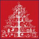 【DMC】初級者向 刺繍キット【DMC】 クロスステッチ キット JPBK557R クリスマスツリー 【あす...