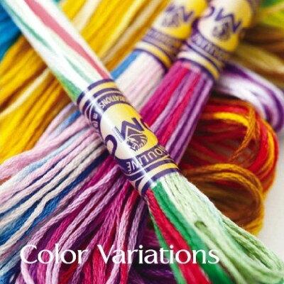 メール便発送可♪*1色毎に買い物かごへ入れて下さい。【DMC 刺繍糸 1束より販売】 Art.417F ...