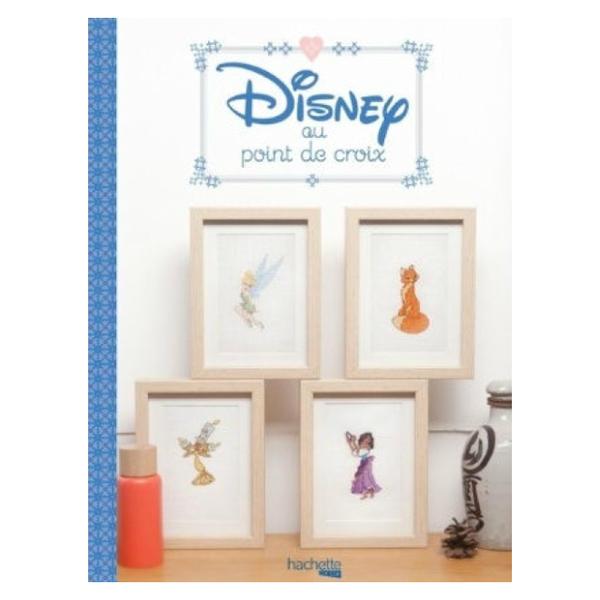 刺繍道具, その他  hachette HEROES Disney au point de croix E2036932 HLSDU