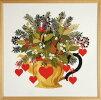 【EvaRosenstand】クロスステッチ刺繍キットBrassJug08-3991(エヴァ・ローゼンスタンド/デンマーク)【送料無料】