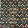 【modaモダ】WilliamMorris8176StrawberryThief(いちご泥棒)【切り売り50cm以上10cm単位】