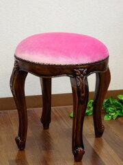 直輸入のマホガニー家具:他に赤とグリーン、パープル全部で5色ございます!アジアン/オリエン...
