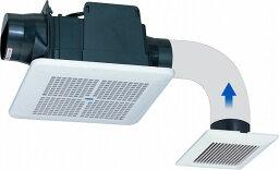 TK-225R2L2 高須産業 ダクト用換気扇 天井埋込型換気扇 強/弱タイプ 2室換気