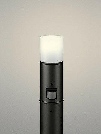 OG254196LC オーデリック ポールライト LED(電球色) センサー付