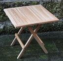 【メーカー直送】 スコラテーブル ガーデン テーブル ガーデンテーブル チーク ガーデン ガーデニング 38902 ジャービス商事 JARBIS